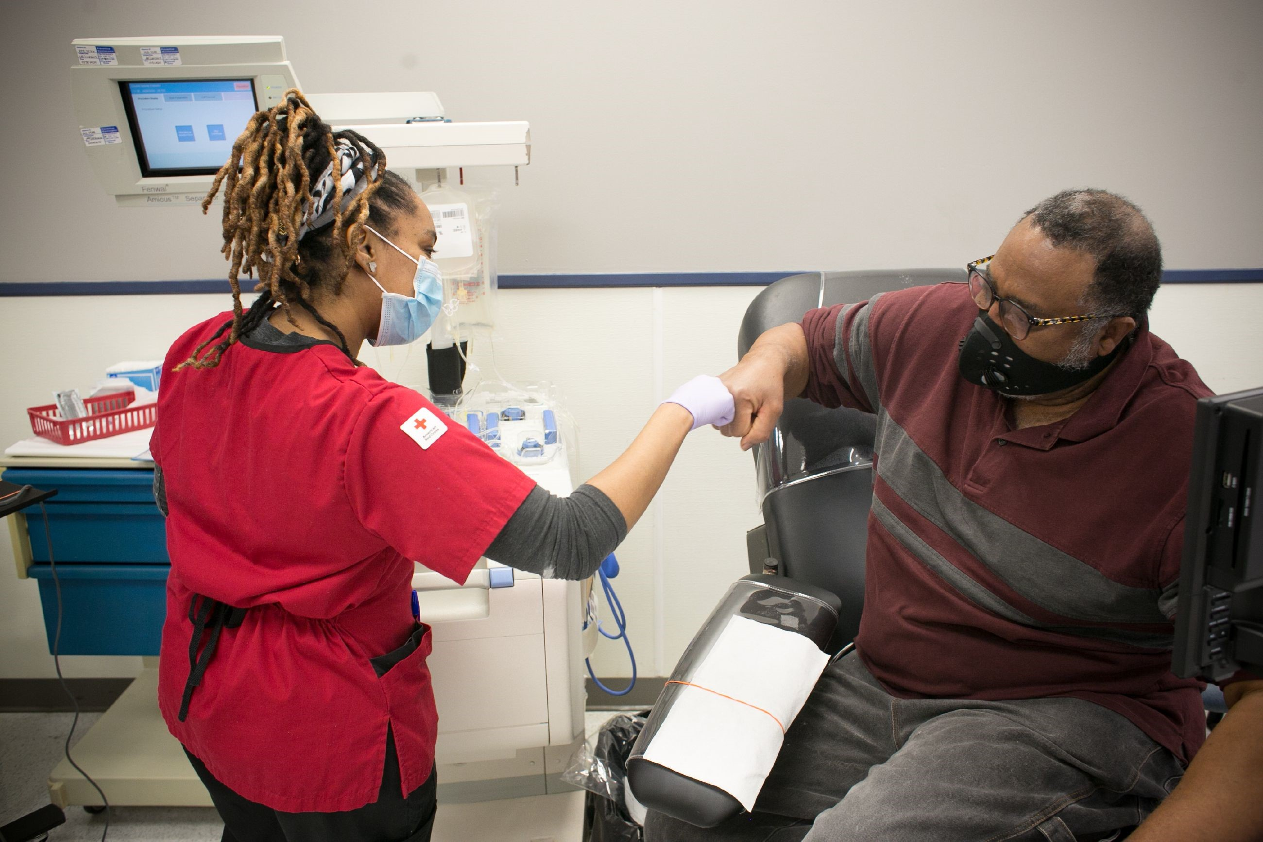 April 24, 2020. Baltimore, Maryland.
