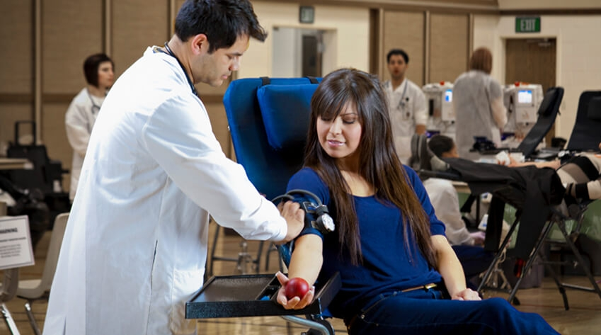 About Your Blood Donation