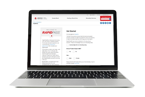 Start your RapidPass